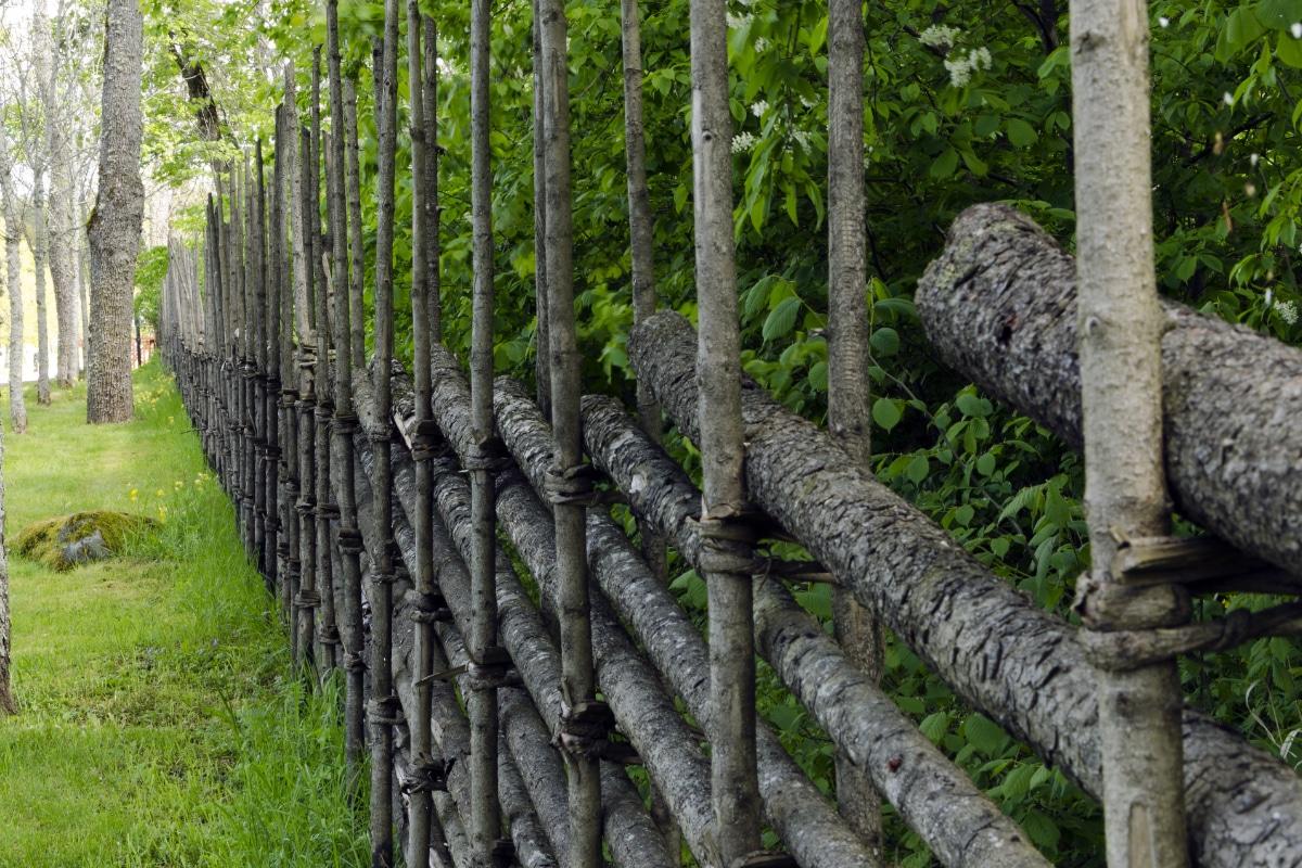 houten weidepoorten